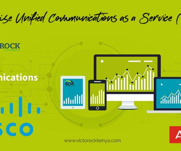 Enterprise Unified Communications as a Service (UCaaS)