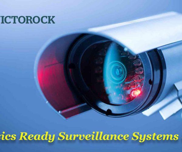 Forensics Ready Surveillance Systems (CCTV)