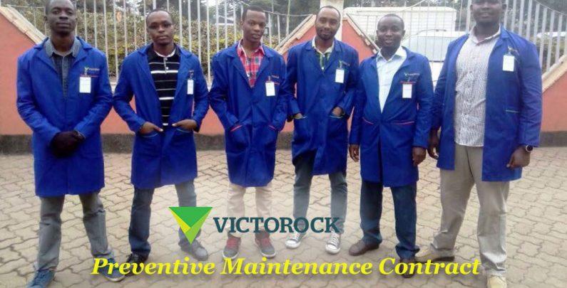Preventive Maintenance Contract by Victorock
