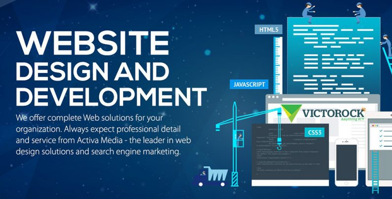 Website Designed & Development by Victorock