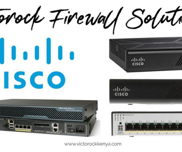 Victorock Firewall Solutions