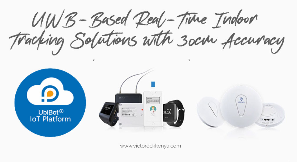 UWB-Based Real-Time Indoor Tracking Solutions with 30cm Accuracy
