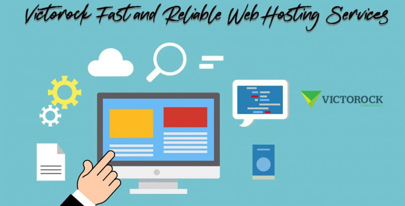 Victorock Fast and Reliable WebHosting Services