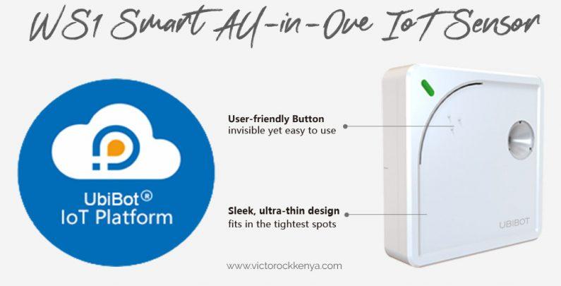 WS1 Smart All-in-One IoT Sensor