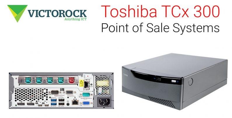 Toshiba TCx 300 Point of Sale System