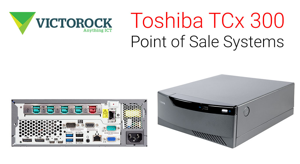 Toshiba TCx 300 Point of Sale System