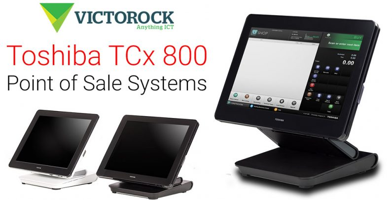 Toshiba TCx 700 Point of Sale System