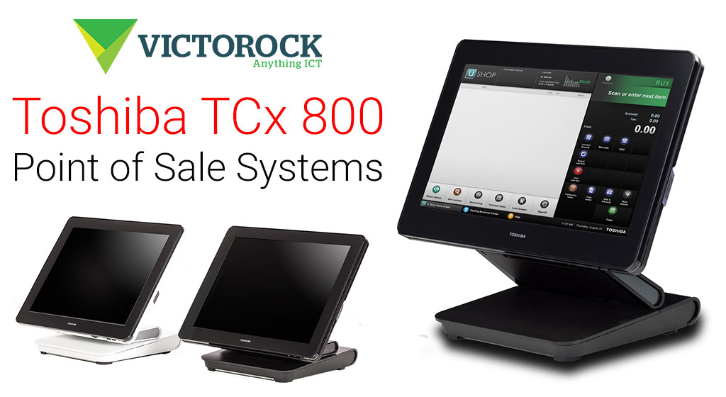 Toshiba TCx 700 Point of Sale System