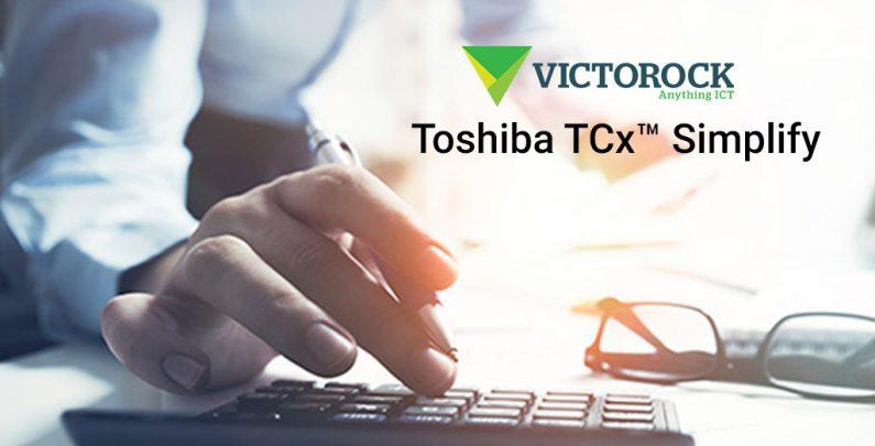 Toshiba TCx™ Simplify