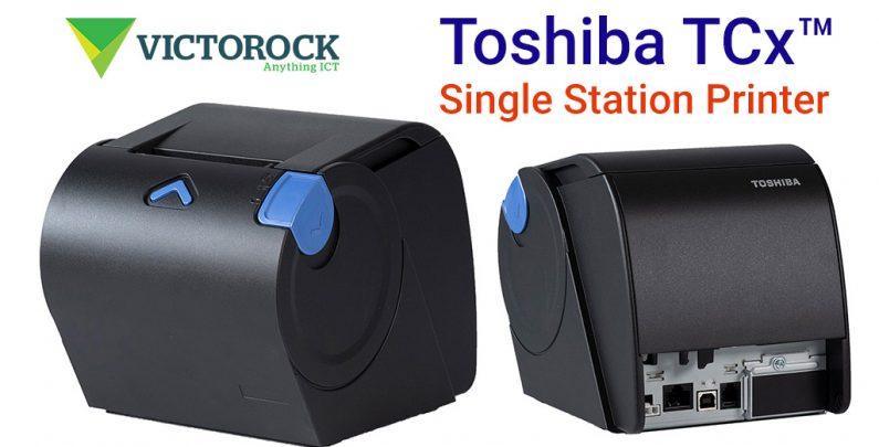 Toshiba TCx™ Single Station Printer