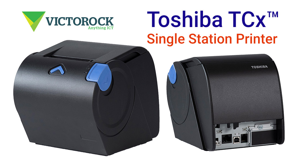 Toshiba TCx™ Single Station Printer