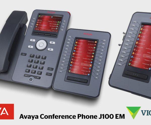Avaya Conference Phone J100 EM