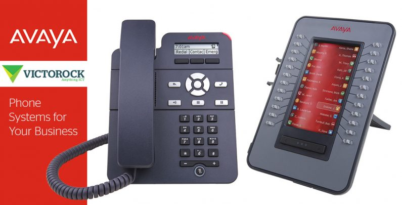 Avaya Phone Systems for Your Business