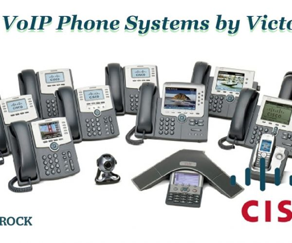 Cisco VoIP Phone Systems by Victorock