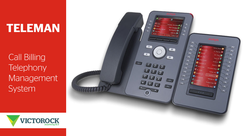 Teleman Call Billing Telephony Management System