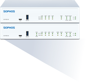 SD-RED Remote Ethernet Devices